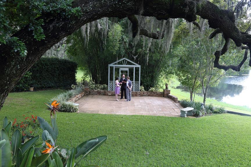 Destination weddings Orlando Florida